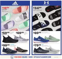 Catalogue Academy Sports from 04/13/2020