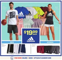 Catalogue Academy Sports from 04/20/2020
