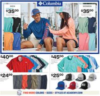 Catalogue Academy Sports from 05/04/2020