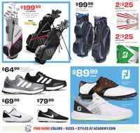 Catalogue Academy Sports from 05/18/2020
