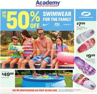 Catalogue Academy Sports from 05/26/2020