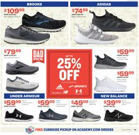 Catalogue Academy Sports from 06/15/2020