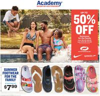 Catalogue Academy Sports from 07/06/2020