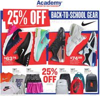 Catalogue Academy Sports from 07/27/2020
