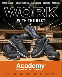 Catalogue Academy Sports from 09/06/2020