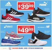 Catalogue Academy Sports from 09/28/2020