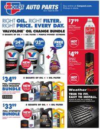 Catalogue Advance Auto Parts from 07/02/2020