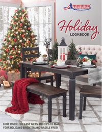 Catalogue American Furniture Warehouse from 10/31/2019