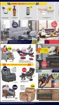 Catalogue American Furniture Warehouse from 01/13/2020