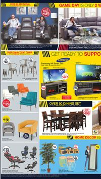 Catalogue American Furniture Warehouse from 01/20/2020