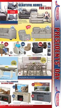 Catalogue American Furniture Warehouse from 02/17/2020
