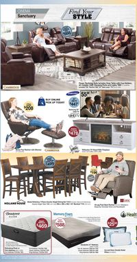 Catalogue American Furniture Warehouse from 02/24/2020