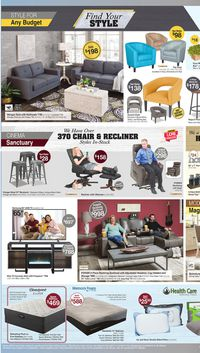 Catalogue American Furniture Warehouse from 03/02/2020