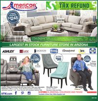 Catalogue American Furniture Warehouse from 03/11/2020