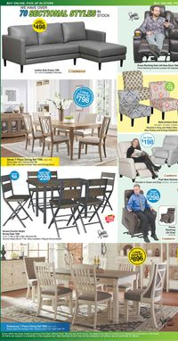 Catalogue American Furniture Warehouse from 04/06/2020