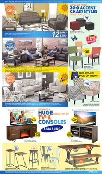 Catalogue American Furniture Warehouse from 04/14/2020