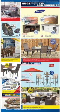 Catalogue American Furniture Warehouse from 06/01/2020