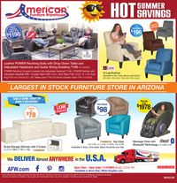 Catalogue American Furniture Warehouse from 06/03/2020