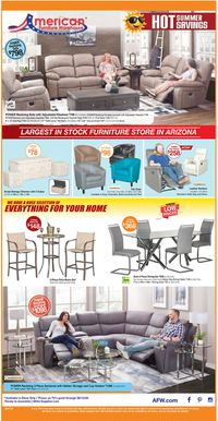 Catalogue American Furniture Warehouse from 06/08/2020