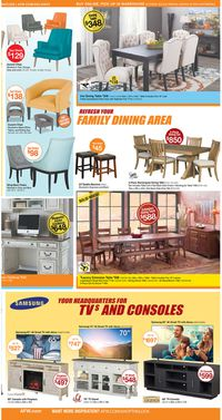 Catalogue American Furniture Warehouse from 06/15/2020