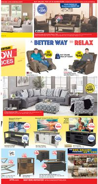 Catalogue American Furniture Warehouse from 06/29/2020