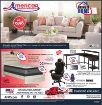 Catalogue American Furniture Warehouse from 07/11/2020