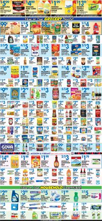 Catalogue Associated Supermarkets from 11/22/2019