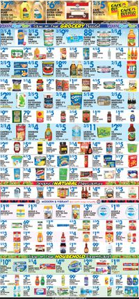 Catalogue Associated Supermarkets from 12/27/2019