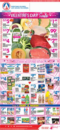 Catalogue Associated Supermarkets from 02/07/2020