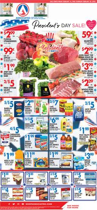 Catalogue Associated Supermarkets from 02/14/2020
