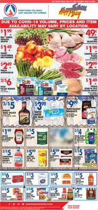 Catalogue Associated Supermarkets from 06/19/2020