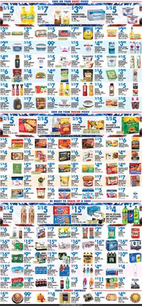 Catalogue Associated Supermarkets from 07/03/2020