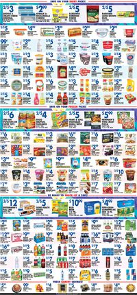 Catalogue Associated Supermarkets from 08/07/2020