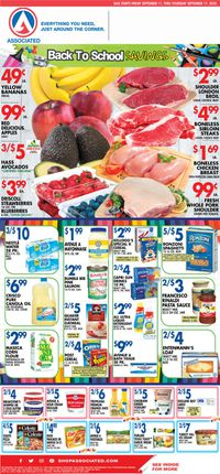 Catalogue Associated Supermarkets from 09/11/2020