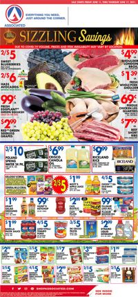 Catalogue Associated Supermarkets from 06/11/2021