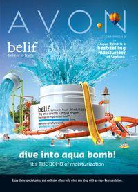 Catalogue Avon from 02/18/2020