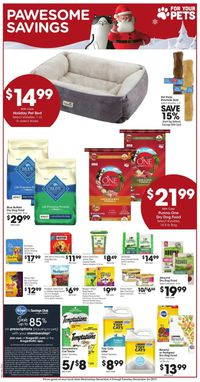Catalogue Baker's - Christmas Ad 2019 from 12/18/2019
