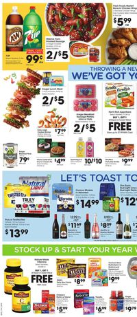 Catalogue Baker's - New Year's Ad 2019/2020 from 12/26/2019