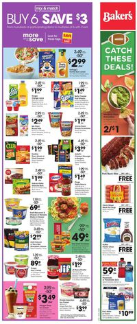 Catalogue Baker's from 01/08/2020