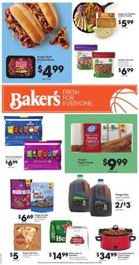 Catalogue Baker's from 02/12/2020