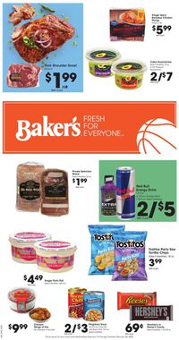 Catalogue Baker's from 02/19/2020