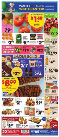 Catalogue Baker's from 07/08/2020