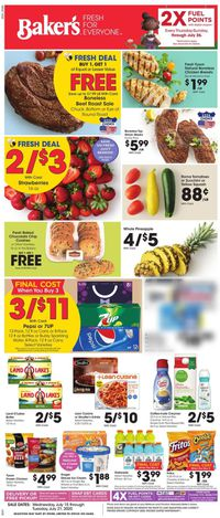 Catalogue Baker's from 07/15/2020