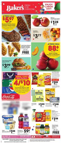 Catalogue Baker's from 09/02/2020