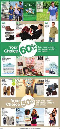 Catalogue Bealls Florida - Holiday Ad 2019 from 12/15/2019