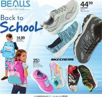 Catalogue Bealls Florida from 07/19/2020