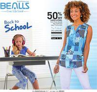 Catalogue Bealls Florida from 07/26/2020