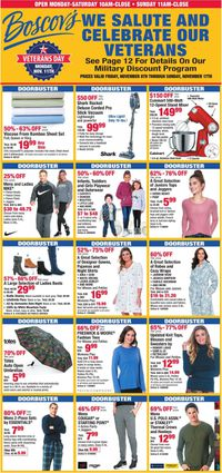 Catalogue Boscov's from 11/08/2019
