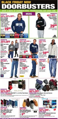 Catalogue Boscov's - Black Friday Ad 2019 from 11/28/2019