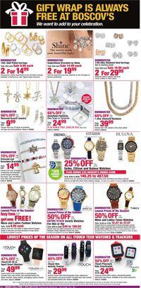 Catalogue Boscov's - Black Friday Ad 2019 from 11/28/2019